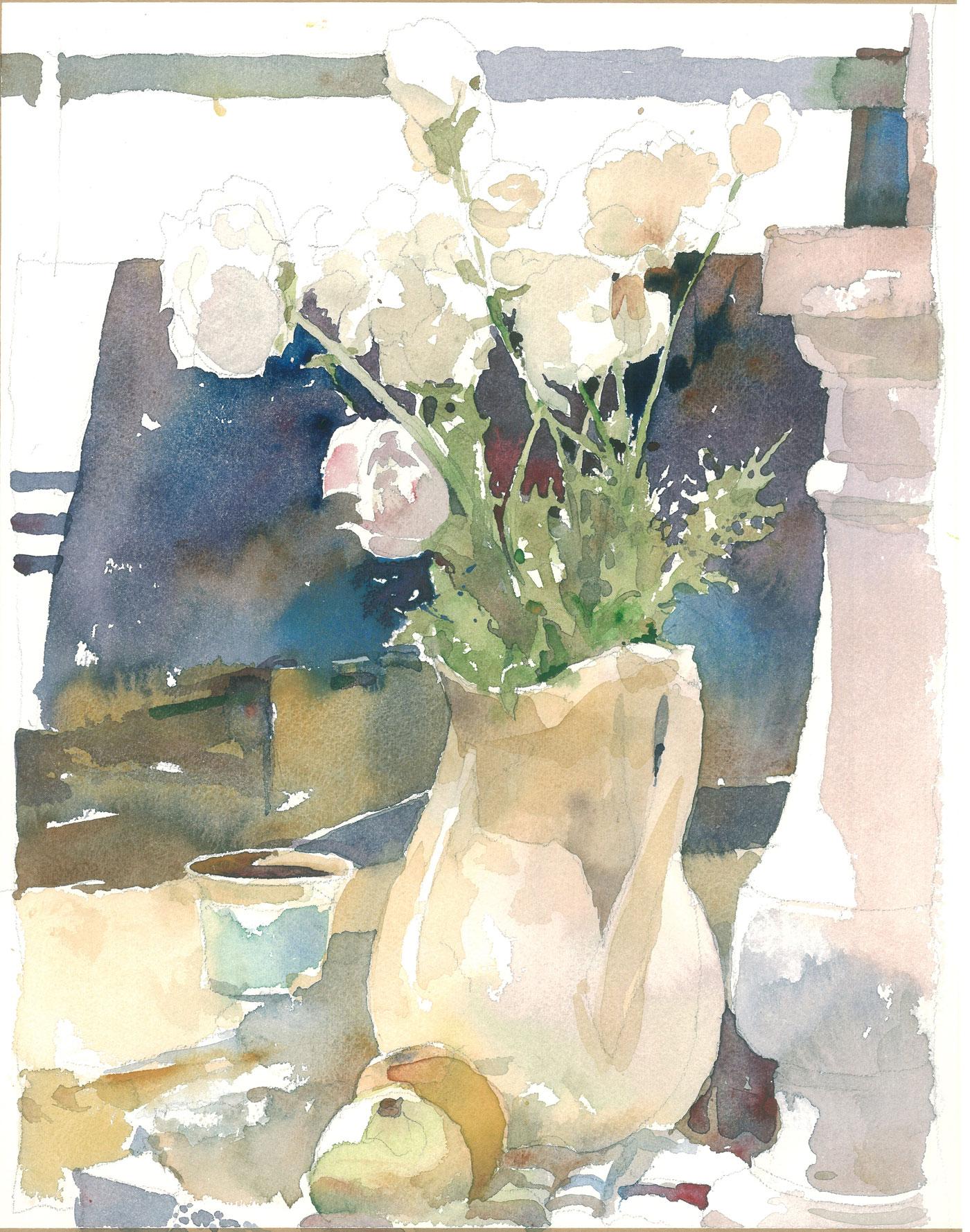 Still Life Paintings Tom Kubala